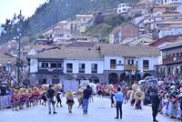 大聖堂カテドラル付近,祭りに集う人々 10261021840| 写真素材・ストックフォト・画像・イラスト素材|アマナイメージズ