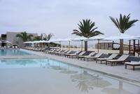 ホテルにあるプール