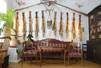ルーネベリ生家にあるルーネベリが仕留めたキツネの部屋 10261022569| 写真素材・ストックフォト・画像・イラスト素材|アマナイメージズ