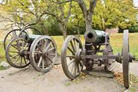 スオメンリンナ島にある砲台