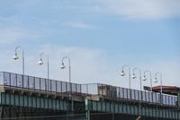 ブロンクス地下鉄の高架駅