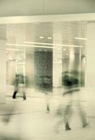通勤風景のイメージ