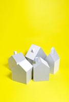 密集した家 10268000360| 写真素材・ストックフォト・画像・イラスト素材|アマナイメージズ