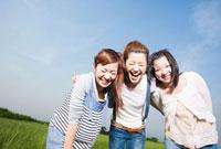 日本人女性の若者