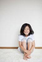 日本人の女の子のポートレート 10272000488  写真素材・ストックフォト・画像・イラスト素材 アマナイメージズ