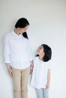 日本人の母と娘