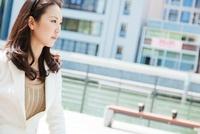 日本人のビジネスウーマン