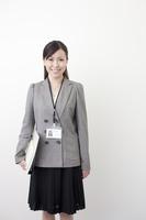 日本人ビジネスウーマンのポートレート