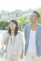 日本人のカップル