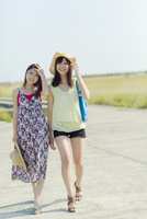 2人の日本人女性