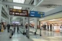 インチョン空港コンコース 10276000458| 写真素材・ストックフォト・画像・イラスト素材|アマナイメージズ