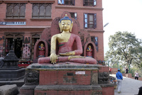 黄金の仏陀像 10277006555| 写真素材・ストックフォト・画像・イラスト素材|アマナイメージズ