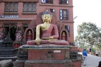 黄金の仏陀像