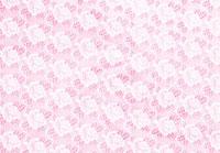 バラの柄の布
