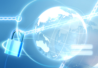 インターネットセキュリティのイメージ 10285001533| 写真素材・ストックフォト・画像・イラスト素材|アマナイメージズ