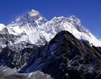 エベレスト 10285002446| 写真素材・ストックフォト・画像・イラスト素材|アマナイメージズ