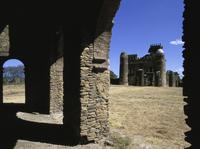 ファジル・ゲビ宮殿 10285002453| 写真素材・ストックフォト・画像・イラスト素材|アマナイメージズ