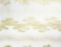 金色雲ぼかしの和紙