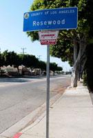 ローズウッドの道標