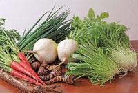 京野菜 10323001441| 写真素材・ストックフォト・画像・イラスト素材|アマナイメージズ
