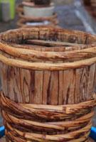 京漬物すぐきの漬け樽
