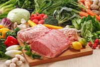 肉・野菜集合
