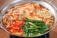 キムチ鍋(豚肉)