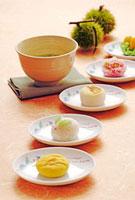 京和菓子 10323002505  写真素材・ストックフォト・画像・イラスト素材 アマナイメージズ