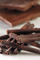 ロールチョコレート