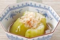 加賀太きゅうりのひすい煮