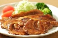 豚の生姜焼 10323003968| 写真素材・ストックフォト・画像・イラスト素材|アマナイメージズ