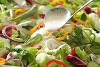 野菜サラダ(フレンチドレッシング)
