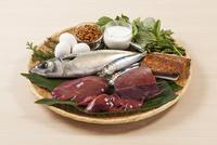 ビタミンB2を多く含む食品