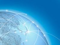 日本を中心としたアジアのネットワーク網