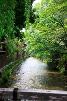 祇園白川 10330000370| 写真素材・ストックフォト・画像・イラスト素材|アマナイメージズ