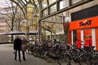 ドイツ鉄道 デュッセルドルフ中央駅出口