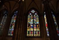 ケルン大聖堂のステンドグラス