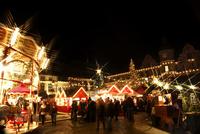 ハインリヒ=ハイネ=アレーのクリスマスマーケット
