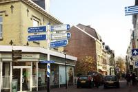 ファルケンブルグの道路標識