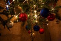 ファルケンブルグの洞窟クリスマスマーケットの飾り