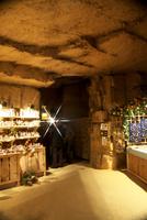 ファルケンブルグの洞窟クリスマスマーケット