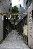 少彦名神社 10330000520| 写真素材・ストックフォト・画像・イラスト素材|アマナイメージズ