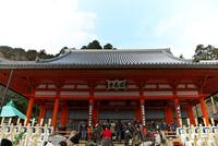 勝尾寺本堂 10330000607| 写真素材・ストックフォト・画像・イラスト素材|アマナイメージズ