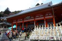 勝尾寺本堂 10330000608| 写真素材・ストックフォト・画像・イラスト素材|アマナイメージズ