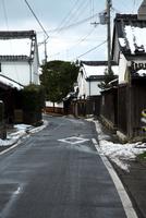 日野町の町並み 10330000623| 写真素材・ストックフォト・画像・イラスト素材|アマナイメージズ