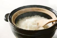 土鍋と白米