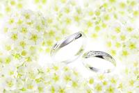 結婚指輪とコデマリ
