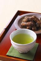 お茶カリントウ 10341009477| 写真素材・ストックフォト・画像・イラスト素材|アマナイメージズ