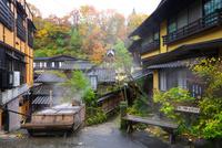 黒川温泉 10341009522| 写真素材・ストックフォト・画像・イラスト素材|アマナイメージズ