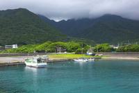 志戸子漁港